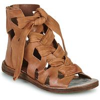 kengät Naiset Sandaalit ja avokkaat Airstep / A.S.98 RAMOS LACES Camel