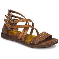 kengät Naiset Sandaalit ja avokkaat Airstep / A.S.98 RAMOS CLOU Camel