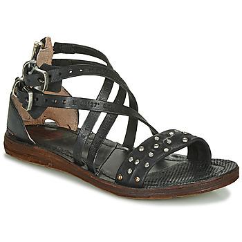 kengät Naiset Sandaalit ja avokkaat Airstep / A.S.98 RAMOS CLOU Black