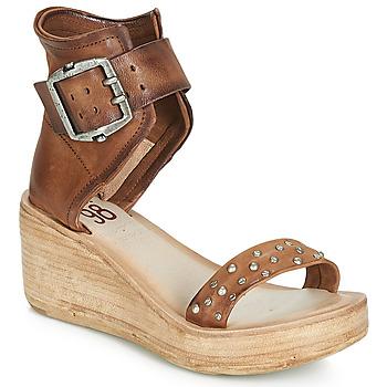 kengät Naiset Sandaalit ja avokkaat Airstep / A.S.98 NOA CLOU Camel