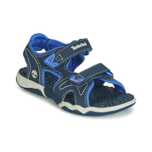 kengät Lapset Sandaalit ja avokkaat Timberland ADVENTURE SEEKER 2 STRAP Blue