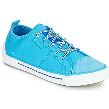 kengät Naiset Matalavartiset tennarit Columbia GOODLIFE LACE Sininen