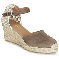 kengät Naiset Sandaalit ja avokkaat Betty London CASSIA Taupe