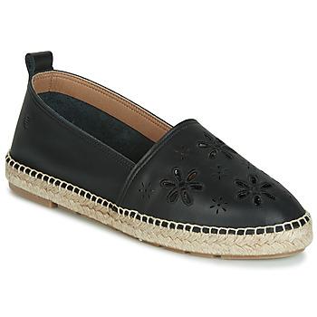 kengät Naiset Espadrillot Betty London JAKIKA Musta