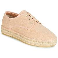 kengät Naiset Espadrillot Betty London JAKIKO Vaaleanpunainen