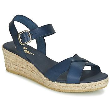 kengät Naiset Sandaalit ja avokkaat Betty London GIORGIA Laivastonsininen