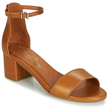 kengät Naiset Sandaalit ja avokkaat Betty London INNAMATA Camel