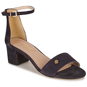kengät Naiset Sandaalit ja avokkaat Betty London INNAMATA Laivastonsininen