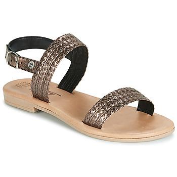 kengät Naiset Sandaalit ja avokkaat Betty London JADALETTE Bronze