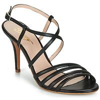 kengät Naiset Sandaalit ja avokkaat Betty London JIKOTIPE Black