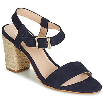 kengät Naiset Sandaalit ja avokkaat Betty London JIKOTIFE Laivastonsininen