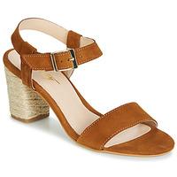 kengät Naiset Sandaalit ja avokkaat Betty London JIKOTIFE Camel