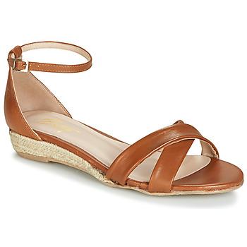 kengät Naiset Sandaalit ja avokkaat Betty London JIKOTIVE Camel