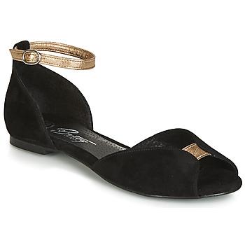 kengät Naiset Sandaalit ja avokkaat Betty London INALI Black