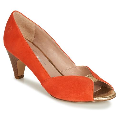 kengät Naiset Korkokengät Betty London JIKOTIZE Corail