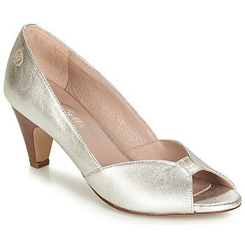 kengät Naiset Korkokengät Betty London JIKOTIZE Hopea