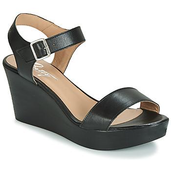 kengät Naiset Sandaalit ja avokkaat Betty London CHARLOTA Black