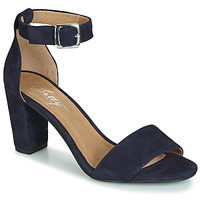 kengät Naiset Sandaalit ja avokkaat Betty London CRETOLIA Laivastonsininen