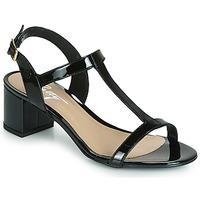kengät Naiset Sandaalit ja avokkaat Betty London CREPE Black