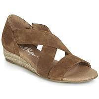 kengät Naiset Sandaalit ja avokkaat Betty London JIKOTE Camel