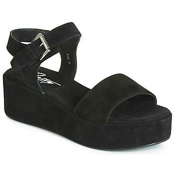 kengät Naiset Sandaalit ja avokkaat Betty London JIKOTETE Black