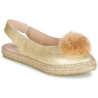 kengät Naiset Balleriinat Betty London JIKOTI Kulta