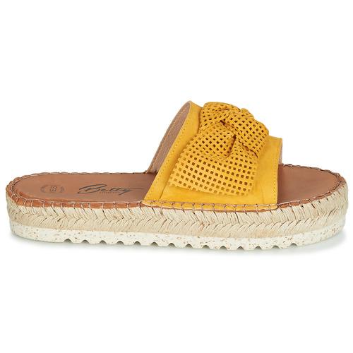 Betty London Jikotige Yellow - Ilmainen Toimitus- Kengät Sandaalit Naiset 71