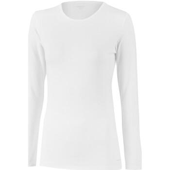 vaatteet Naiset T-paidat pitkillä hihoilla Impetus Innovation Woman 8368898 001 Valkoinen