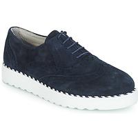 kengät Naiset Derby-kengät Ippon Vintage ANDY FLYBOAT Laivastonsininen