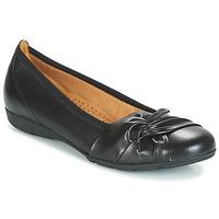 kengät Naiset Balleriinat Gabor MATILDA Black