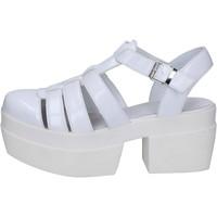 kengät Naiset Sandaalit ja avokkaat Cult BT539 Valkoinen
