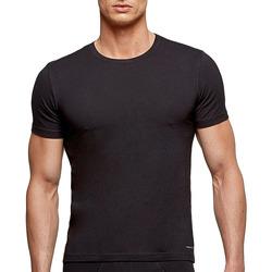 vaatteet Miehet Lyhythihainen t-paita Impetus 1353898 020 Musta