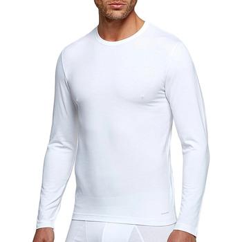 vaatteet Miehet T-paidat pitkillä hihoilla Impetus 1368898 001 Valkoinen