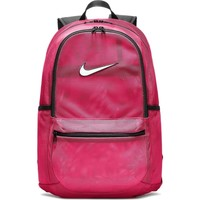 laukut Reput Nike Brasilia Mesh Training Vaaleanpunaiset