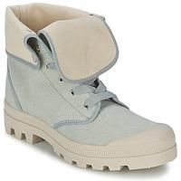 kengät Naiset Korkeavartiset tennarit Casual Attitude BOPESSA Grey