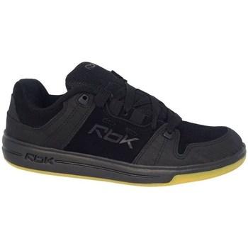 kengät Lapset Matalavartiset tennarit Reebok Sport Rbk Skate Mustat