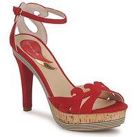 kengät Naiset Sandaalit ja avokkaat Etro 3488 Red