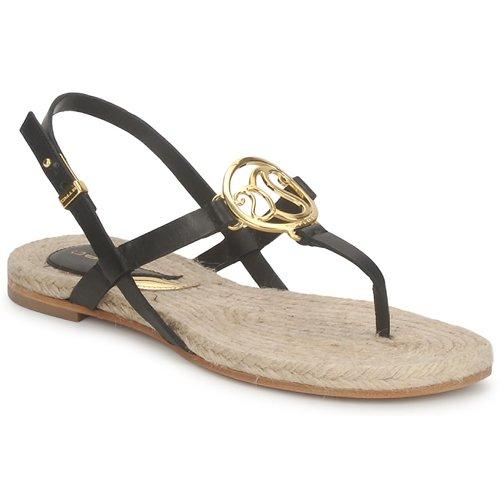 kengät Naiset Sandaalit ja avokkaat Etro 3426 Black