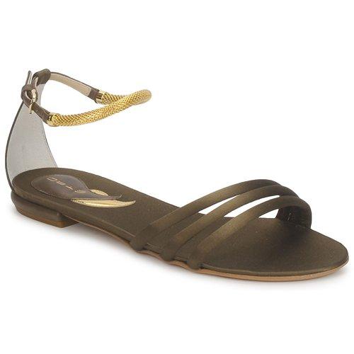 kengät Naiset Sandaalit ja avokkaat Etro 3461 Military