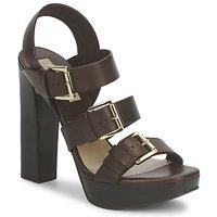 kengät Naiset Sandaalit ja avokkaat Michael Kors MK18071 Cafe