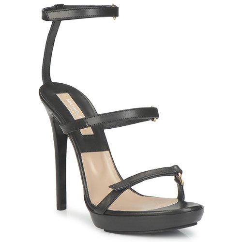 kengät Naiset Sandaalit ja avokkaat Michael Kors MK18031 Black