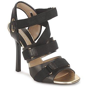 kengät Naiset Sandaalit ja avokkaat Michael Kors MK118113 Musta