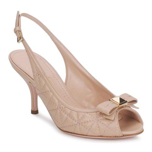 kengät Naiset Sandaalit ja avokkaat Sebastian S5244 Nude