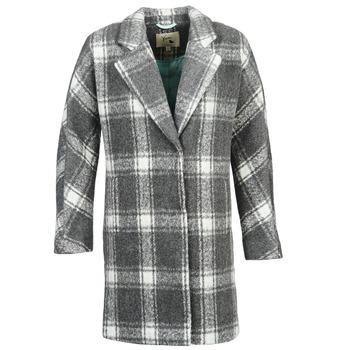 vaatteet Naiset Paksu takki Yumi EHIME White / Grey