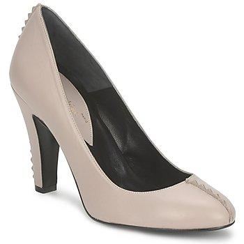 kengät Naiset Korkokengät Karine Arabian TYRA Beige
