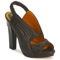kengät Naiset Sandaalit ja avokkaat Karine Arabian ORPHEE Black