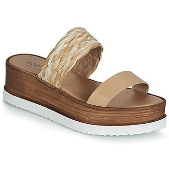 kengät Naiset Sandaalit ja avokkaat André ROMARINE Beige