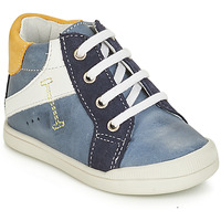 kengät Pojat Bootsit André PEDALO Blue