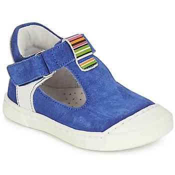 kengät Tytöt Balleriinat André BELUGA Blue