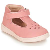 kengät Tytöt Balleriinat André FILLETTE Pink